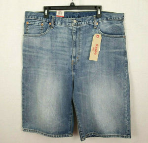 Levis 569 JEAN SHORTS size 40 LOOSE STRAIGHT